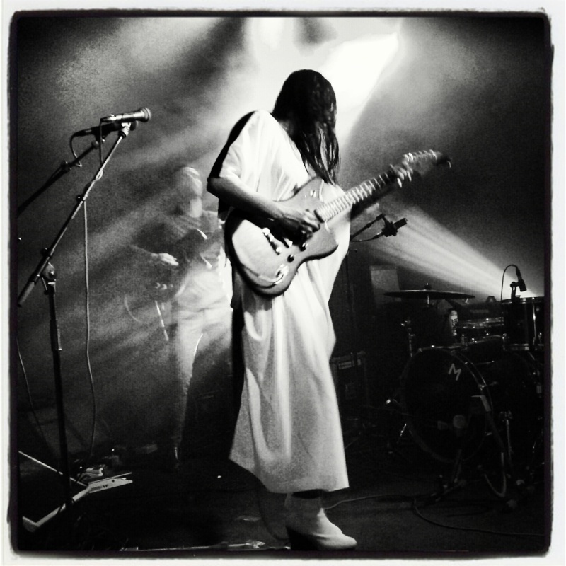 Chelsea Wolfe - Point Ephémère (04/05/2012)