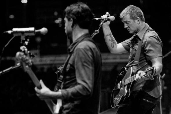 QOTSA - Live - 2013