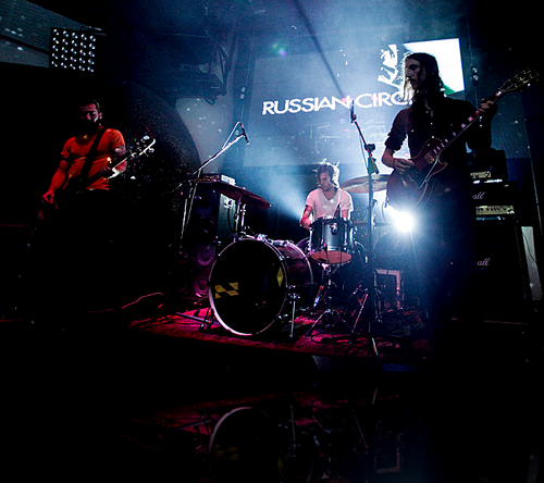 Russian Circles - Live
