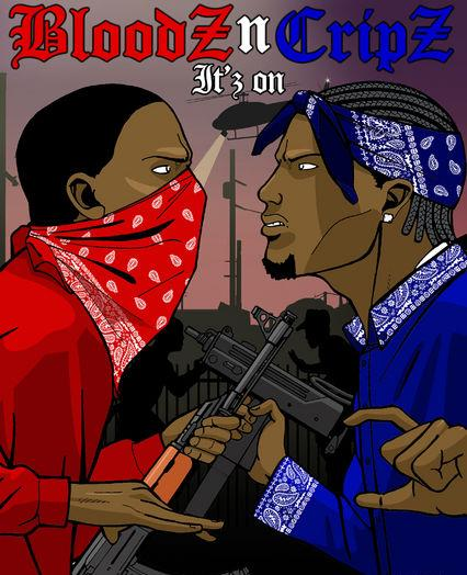 3.Bloods-Crips